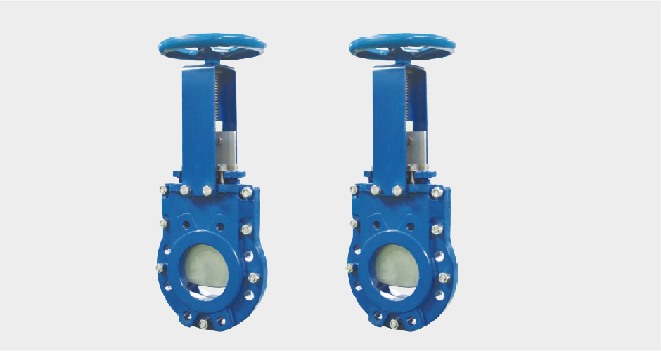 Two-way Sealed Knife Gate Valve