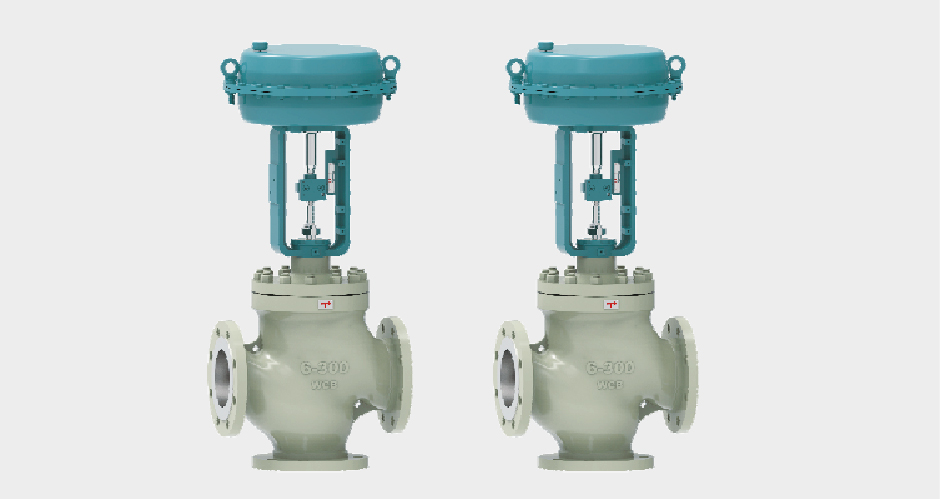 T Junction Type Control Valve